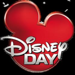 Spirit Week - Disney Day