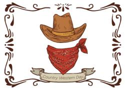 Spirit Week - Country Western Day